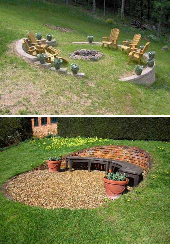 amazing ideas plan slope