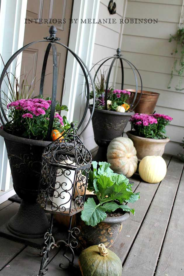 30 Best Front Door Flower Pots to Liven Up Your Home With  HomeDesignInspired