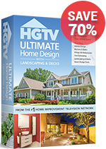 Upgrade To HGTV® Home Design 6 0 Software