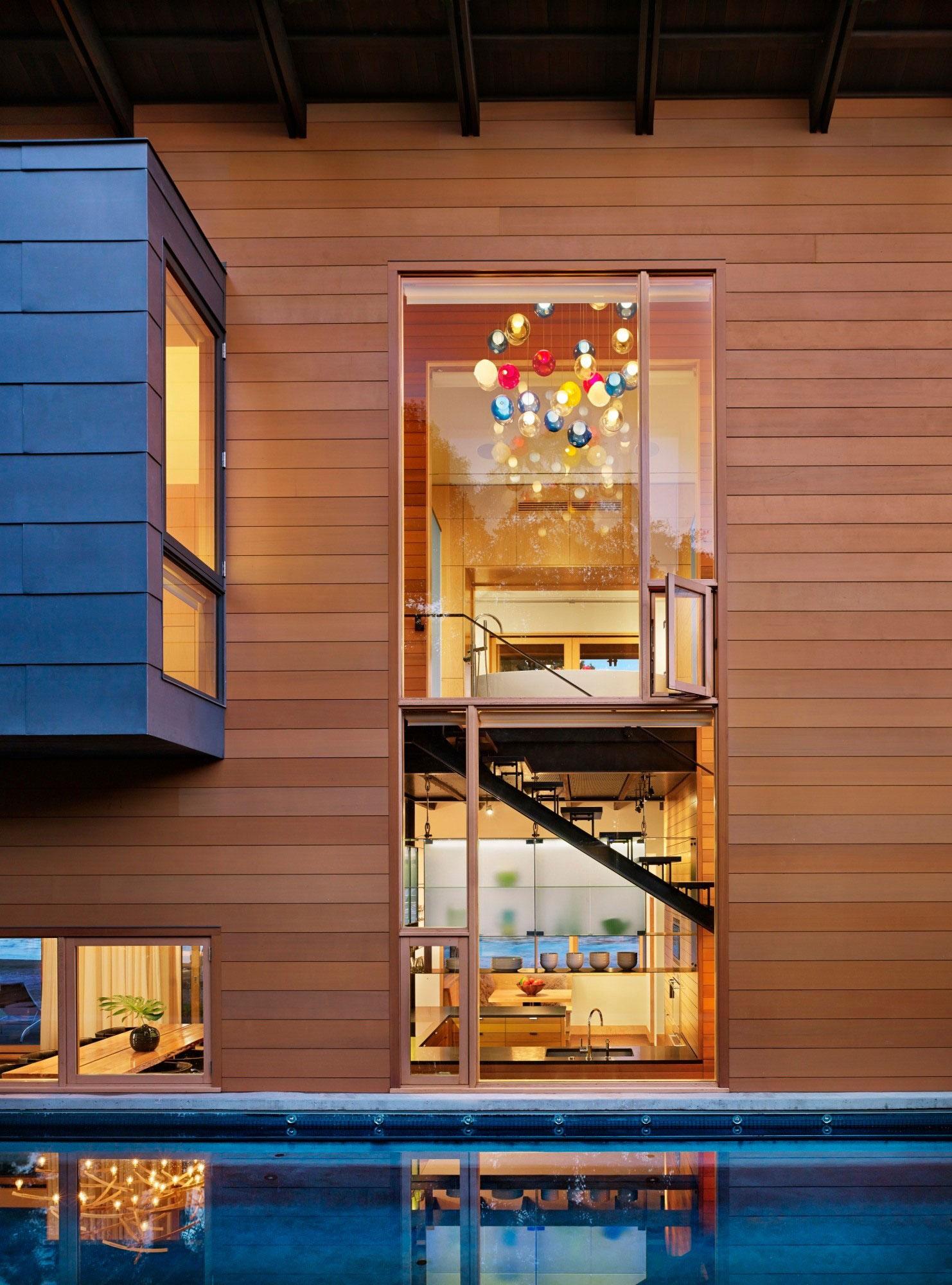 Hog Pen Creek Residence By Lake Flato Architects Homedezen