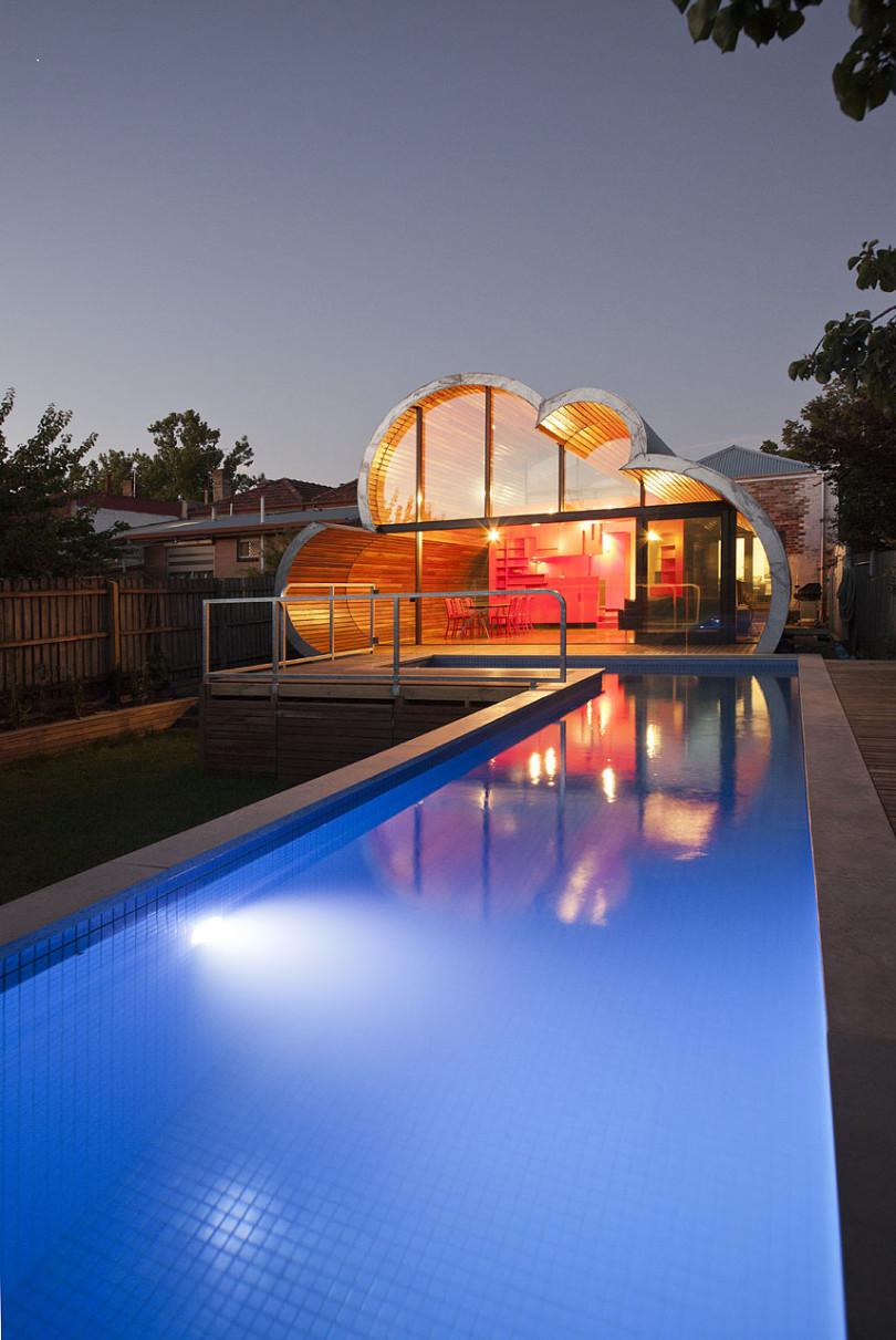 Cloud House by McBride Charles Ryan  Homedezen