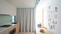Small Apartment in downtown Singapore by HUE D | Homedezen