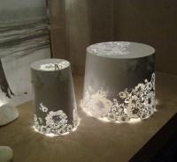 Elegant and Romantic Lamps by Karman