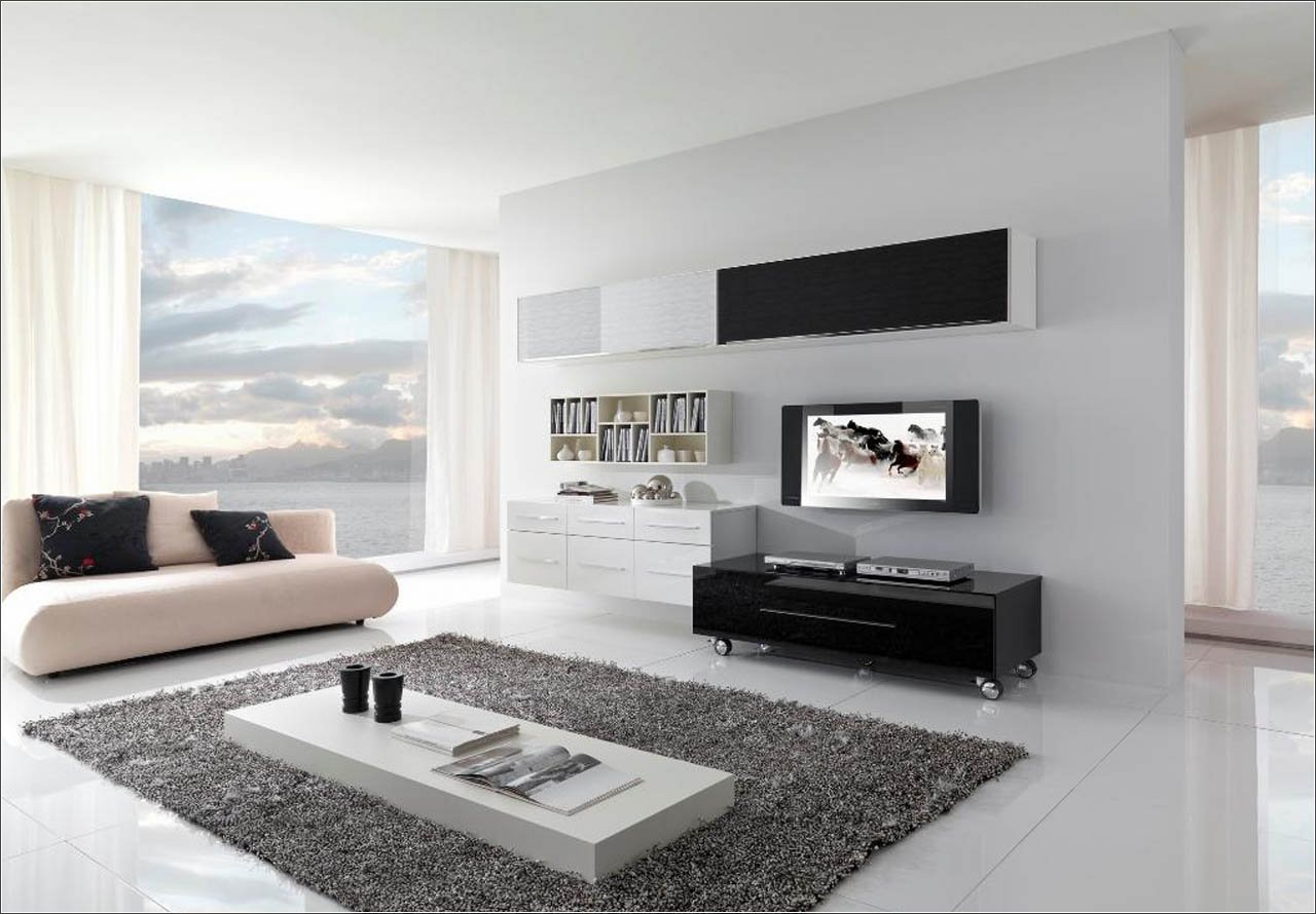 60 Top Modern and Minimalist Living Rooms For Your