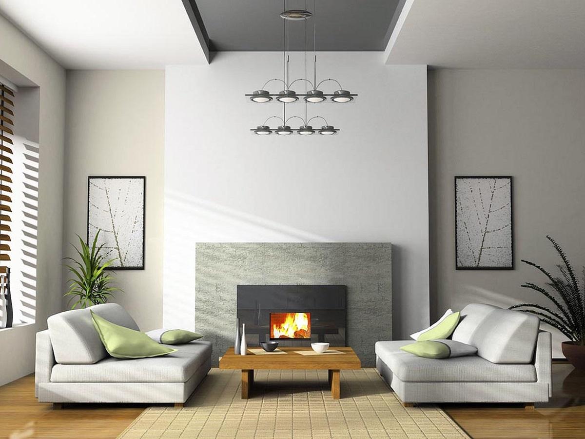 Modern And Minimalist Living Room Homedizz