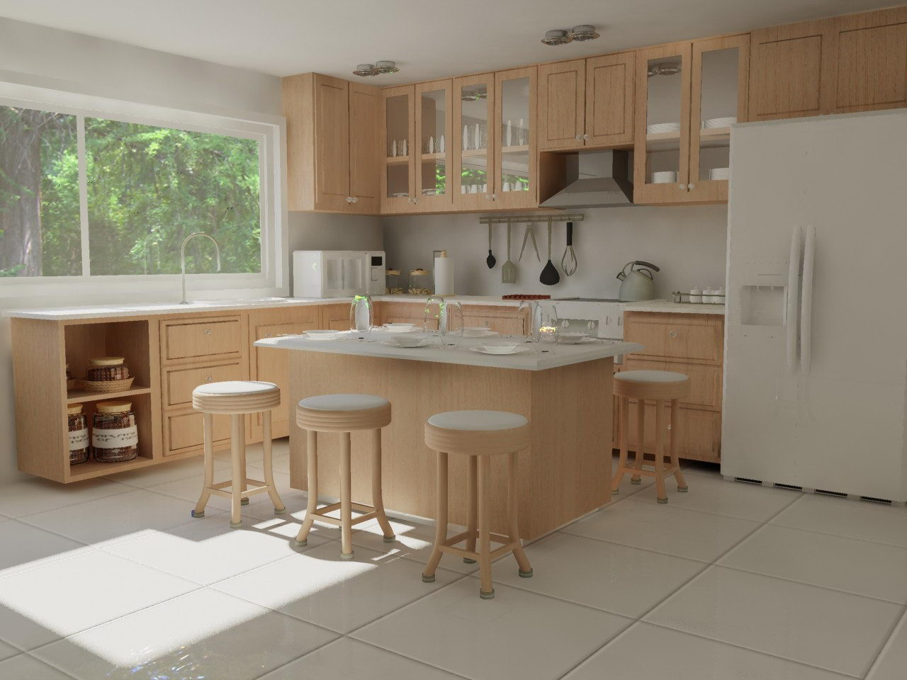 kitchen design ideas solid wood cabinets wholesale 42 best with different styles and