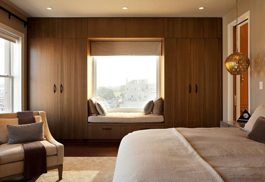 modern corner bedroom furniture set in