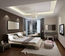 Tips Designing Small-sized Bedrooms Bigger With