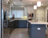 97+ Dark Wood Flooring With Light Cabinets