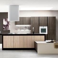 White Lacquer Kitchen Cabinets Baby Gate For Arrex Le Cucine's Unique Modern Ideas   Interior ...