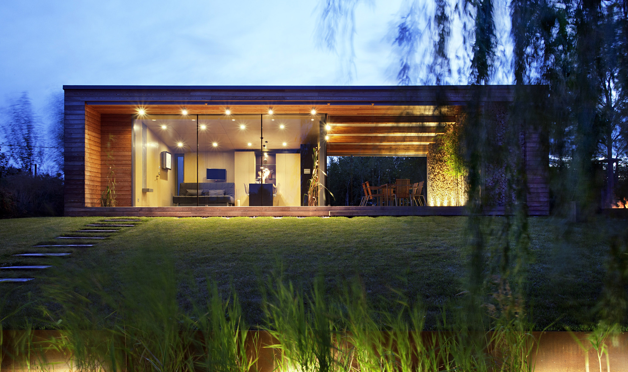 Modern Design Ideas For Vacation House The Holiday Cottage By