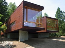 Eco-friendly Home Design Ideas Koby Cottage In