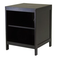 The Hailey Small TV Stand By Winsome Wood | Modern Home Decor