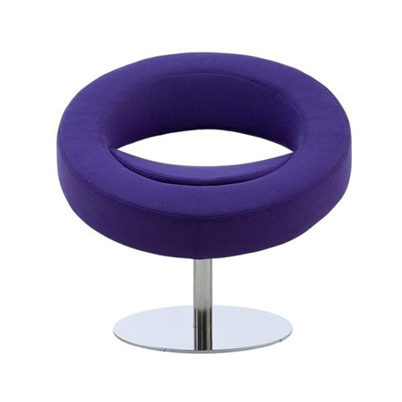 Hello Lounge Chair Your Colorful Circular Chair  Modern