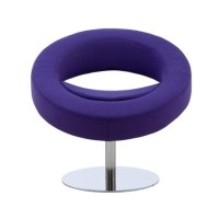 Hello Lounge Chair: Your Colorful Circular Chair | Modern ...