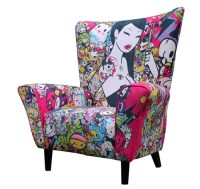 Tokidoki Singapore Wingchair Will be Your Artistic ...