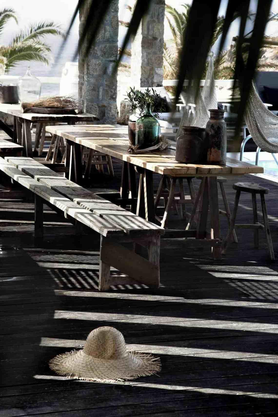 Binnenkijken   Rustieke luxe in San Giorgio Mykonos - Woonblog StijlvolStyling.com