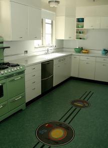 Retro Kitchen Design Future