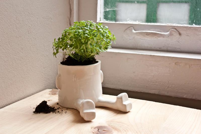 20 Unique and Inspirational Flowerpot Ideas