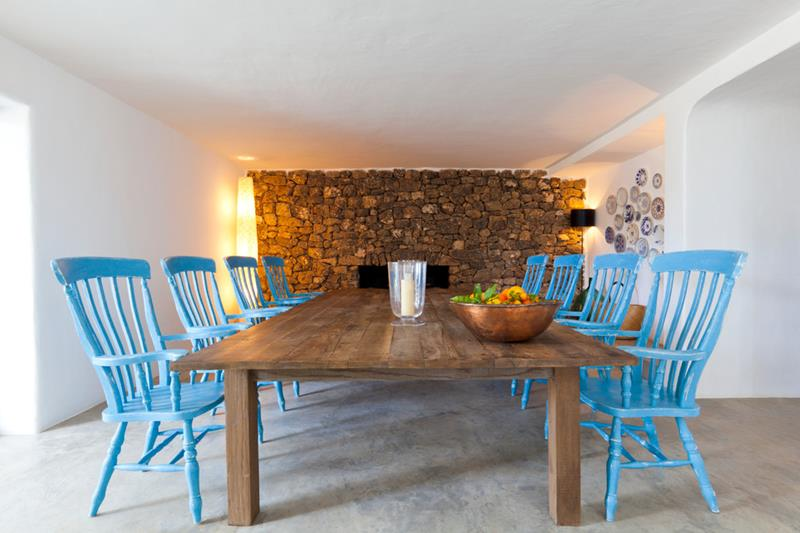 21 Dining Rooms With Beautiful Concrete Floors
