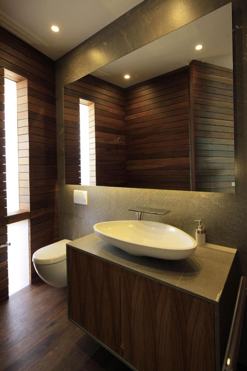26 Amazing Powder Room Designs