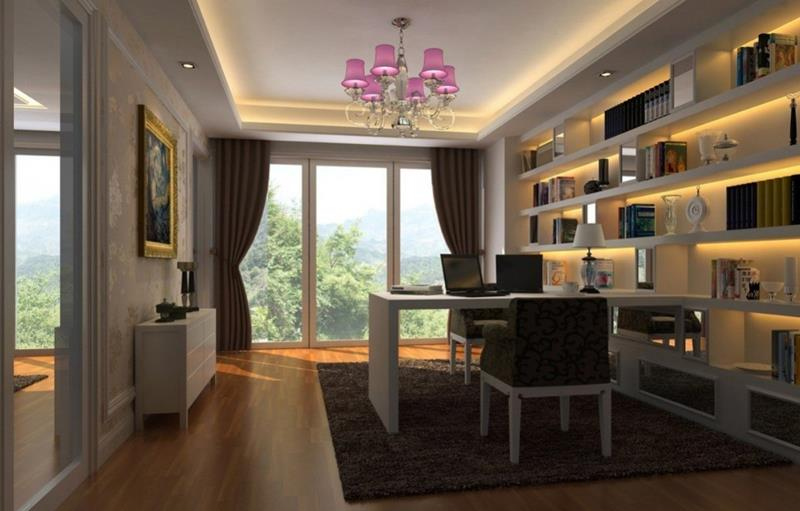 24 Luxury and Modern Home Office Designs  Page 3 of 5