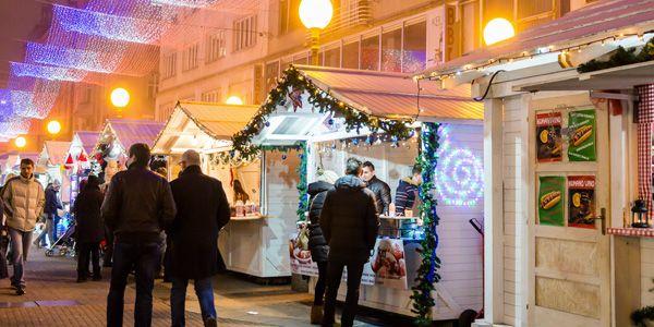 Marché de Noël à Zagreb-Croatie-Échange de maison-HomeExchange
