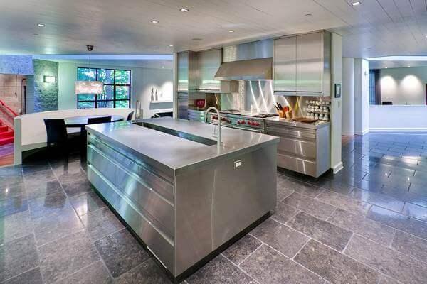 Kitchen Floor Tiles Design 2017