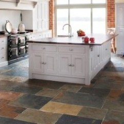 Stone Kitchen Flooring Lighting For Best The A Buyers Guide Homeflooringpros Com