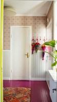 Painted Floors & Steps 22 Top Design Ideas Using Colors ...