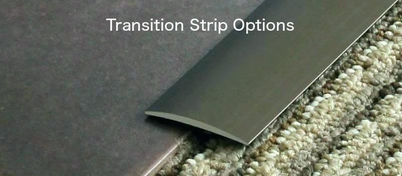 transition strips which transition
