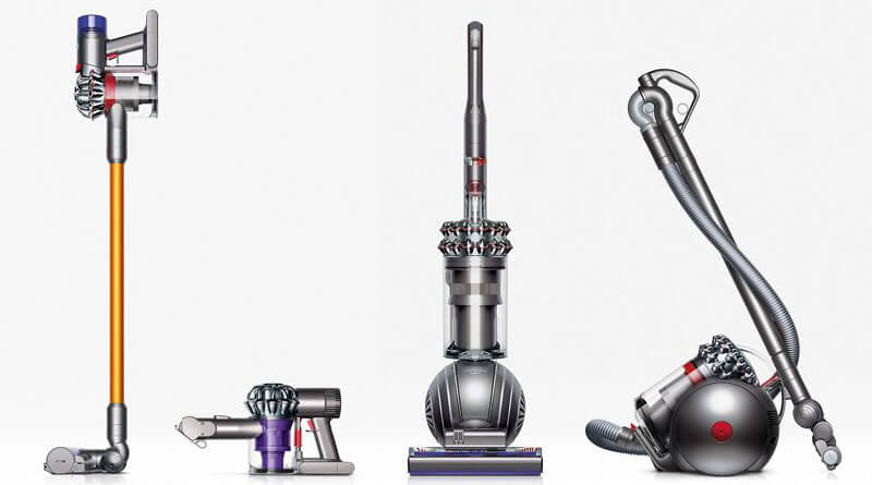 Best Dyson Vacuum in 6 Categories: Reviewing the Best