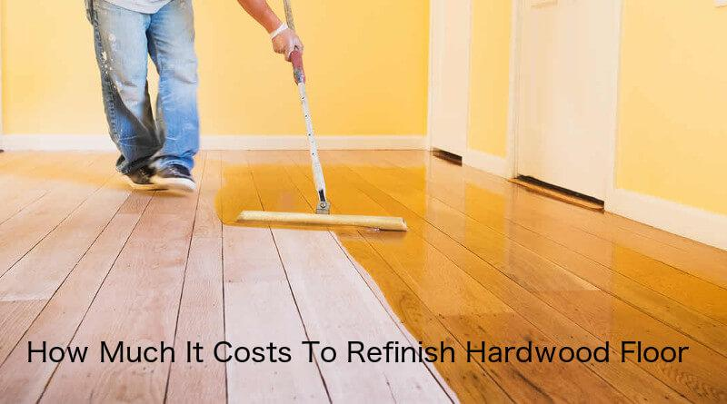 Cost to Refinish Hardwood Floors 2018 Free Quotes  HomeFlooringPros