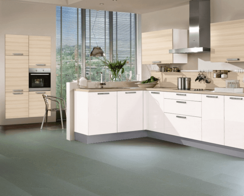 cork floor kitchen window shades a guide to flooring for your home