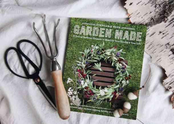 Garden Made Book | List of Gardening Books - The Best Ones! | from Home for the Harvest | www.homefortheharvest.com