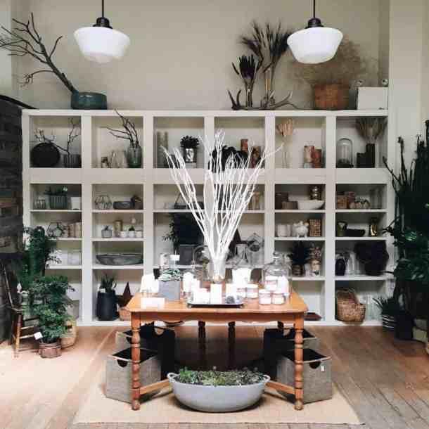 Bellaflora Floral Design Studio in Nelson BC | Home for the Harvest Blog