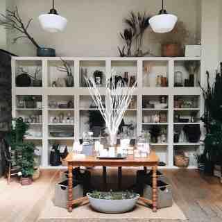 Bellaflora Floral Design Studio in Nelson BC   Home for the Harvest Blog