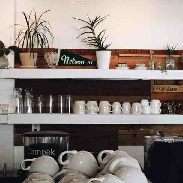 Coffee Shop Decor | Home for the Harvest Blog