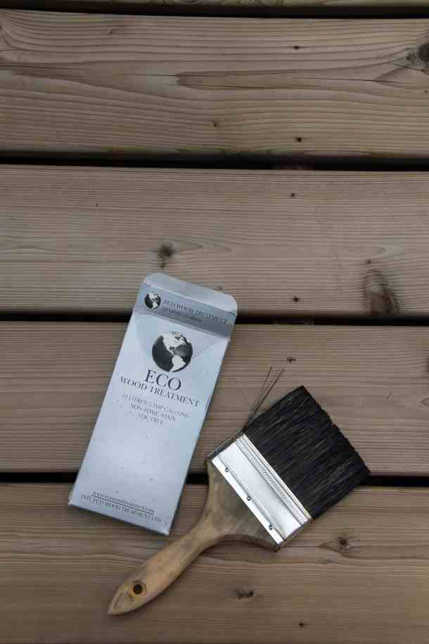 Eco Wood Treatment - Eco-Friendly Garden Furniture and Deck Stain #ecowoodtreatment #ecostain #ecofriendly #woodtreatment