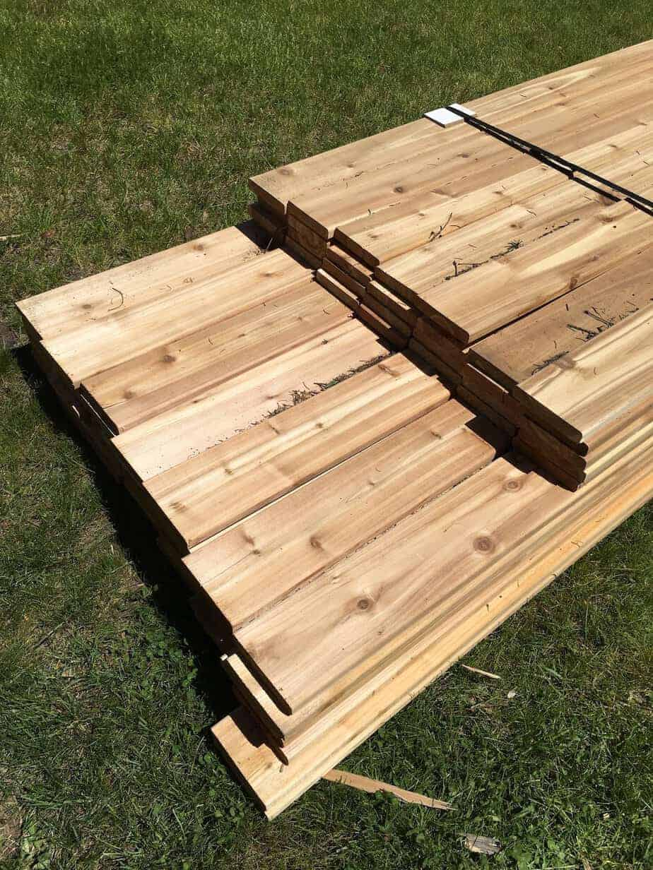 This DIY Deck Project Took Us A Few Weekends This Summer. We