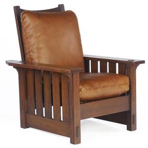 arts and crafts style chair bedside commode homefurnishings com furniture basics present day