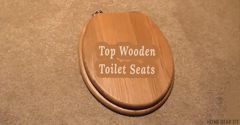 Top Wooden Toilet Seats