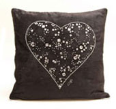 Accessorize your home with a Jan Constantine cushion