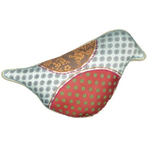 Sale bargain: John Lewis Tweet bird cushion