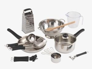 Habitat kitchen starter set