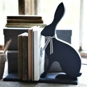 Animal hare book end
