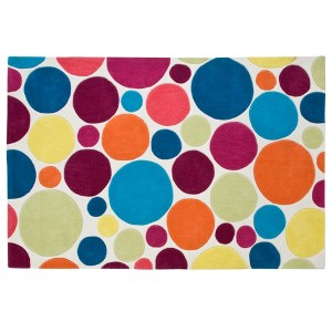 Half price Dapple bubble rug from John Lewis