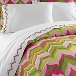 Designer bedding