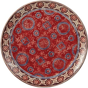 Stunning Marrakech Oka serving plate