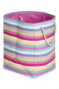 Next stripe woven home storage bag